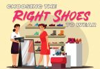 Choosing The Right Shoes To Wear