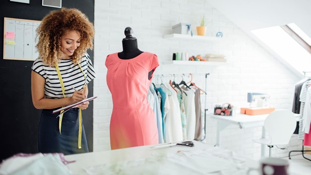 How to start a fashion design business