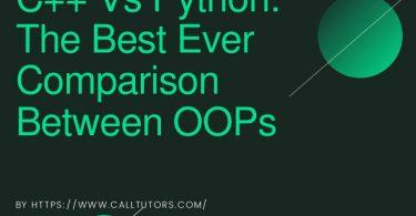 c++ vs python best comparison