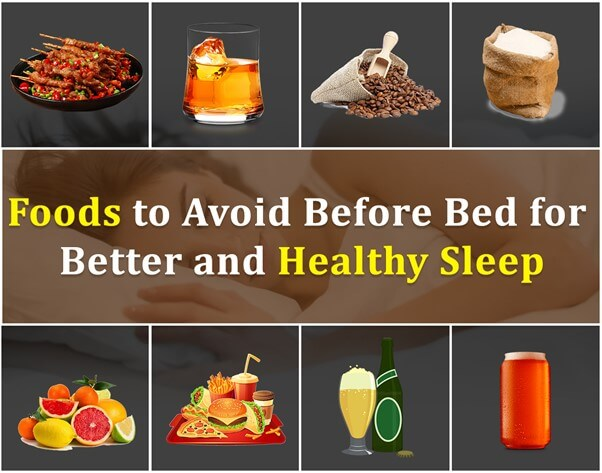 food to avoid before health