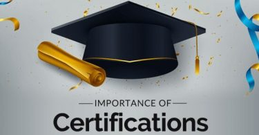 importance of getting certified