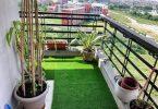 Balcony Artificial Grass Abu Dhabi