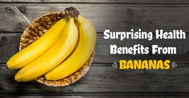 Surprising Health Benefits from Bananas