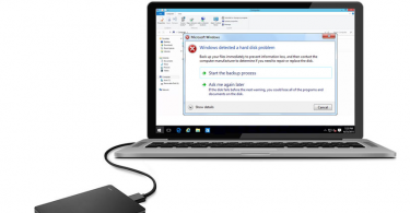 External Hard Drive Not Showing Up Windows 10
