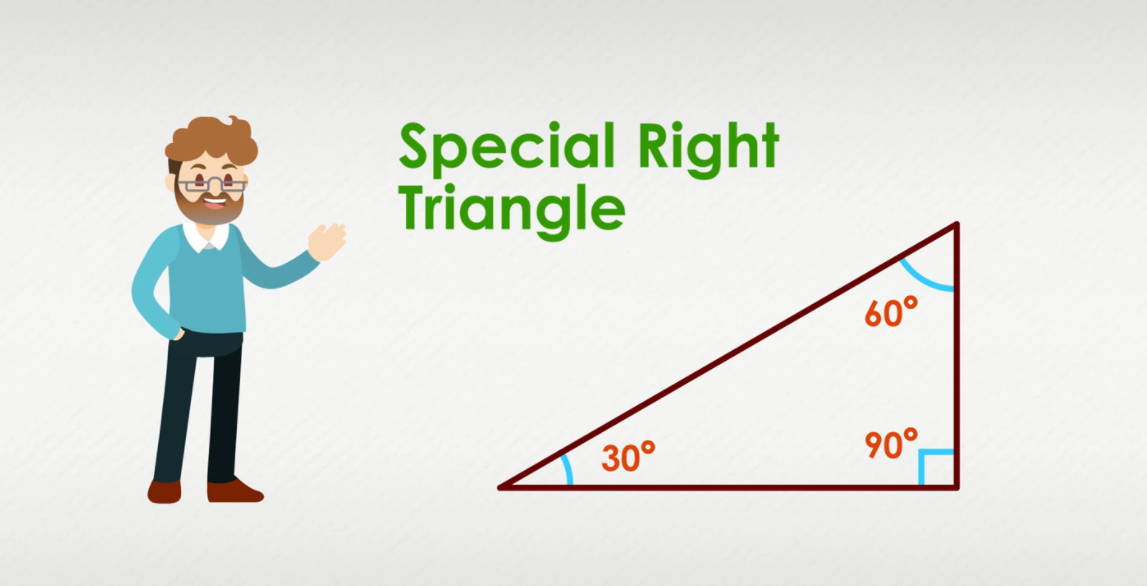 30 60 90 Triangle Rules