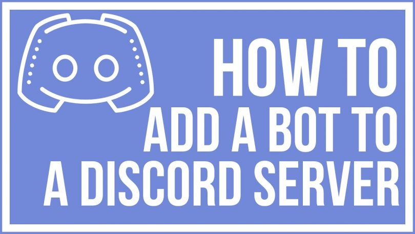 How To Add Discord Bots