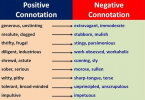 Negative Connotation